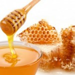 le miel hydrate et apaise la peau