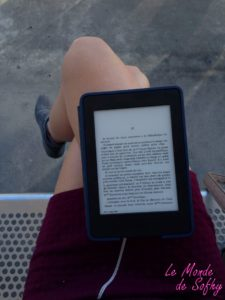 Test de la liseuse Kindle Paperwhite d'Amazon