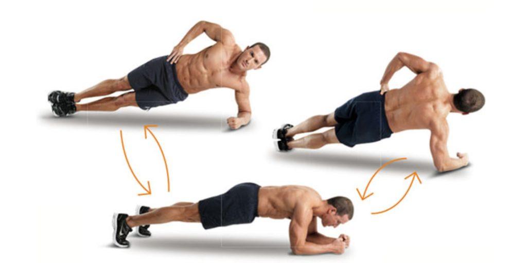 exercices de gainage