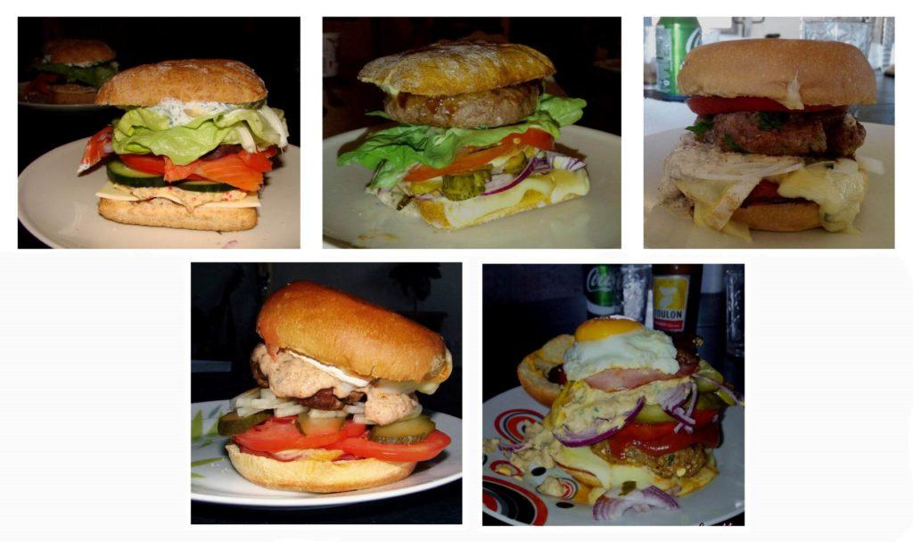 Recette de Hamburger