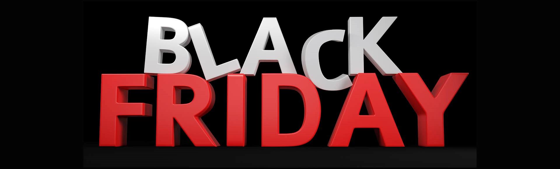Mieux que les Soldes : le Black Friday ! C'est bientôt, tenez vous prêts !