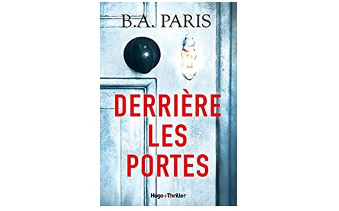 Derrière les portes – B.A Paris