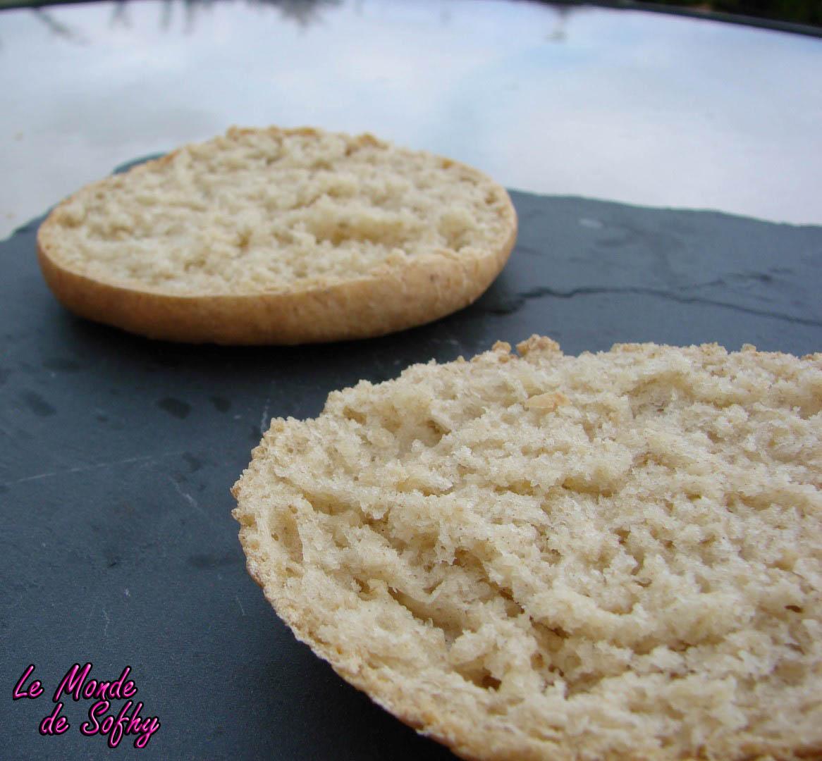 pain aux flocons d'avoine