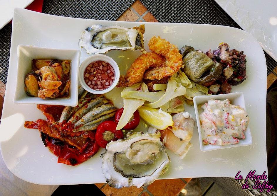 Restaurant Corse du sud