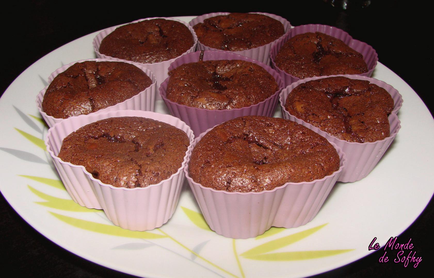Le gâteau au chocolat ultra fondant de Sabine