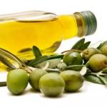 l'huile d'olive adoucit et rend la peau plus souple