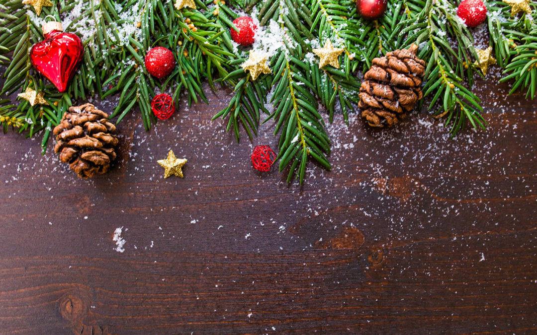 Un petit mot pour vous, parce que c'est Noël