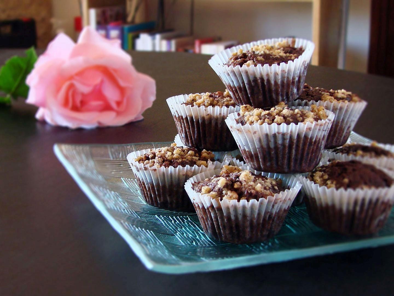 Muffins au chocolat dignes du Starbuck