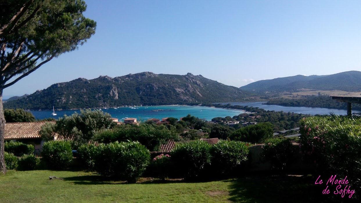 Baie de Santa Giulia