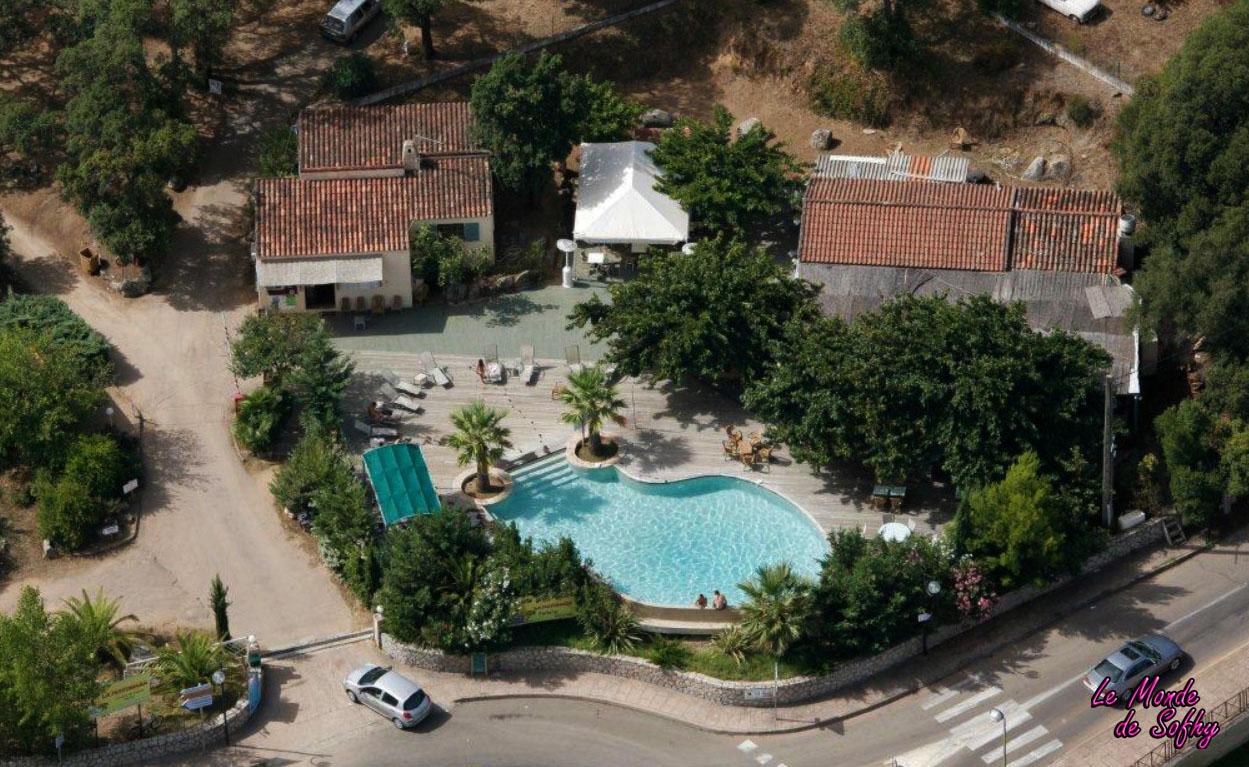 au camping La Matonara à Porto-Vecchio