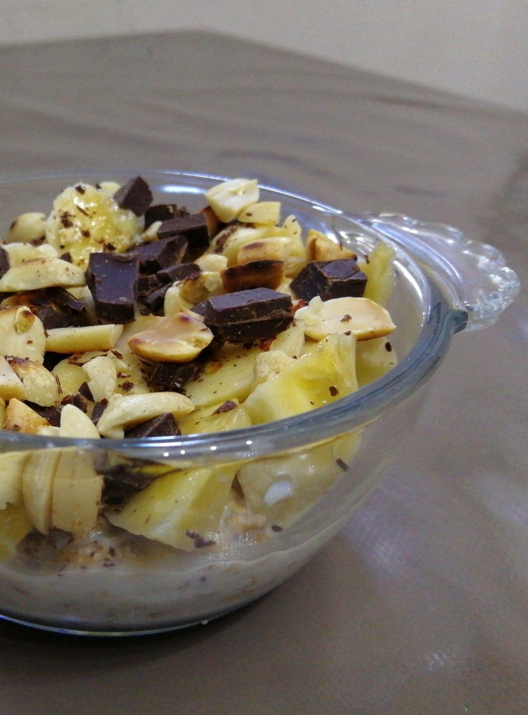 Overnight oatmeal pudding, la recette santé 2 en 1 !