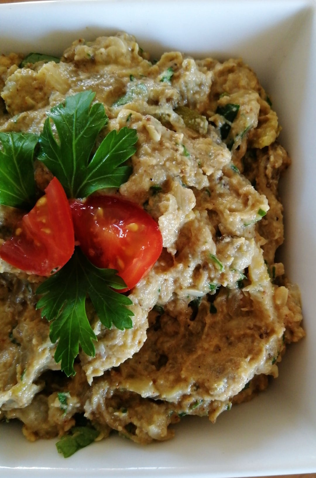Caviar de légumes